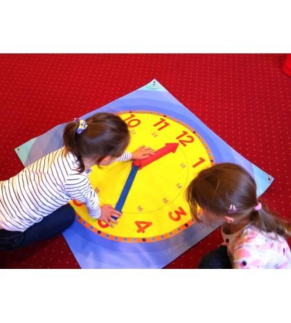 Zegar dla dzieci - przedszkole