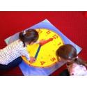 Zegar dla dzieci - mata edukacyjna