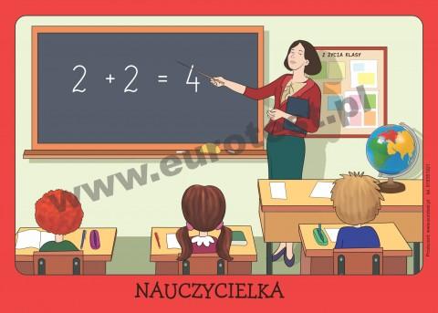 Zawody - nauczycielka