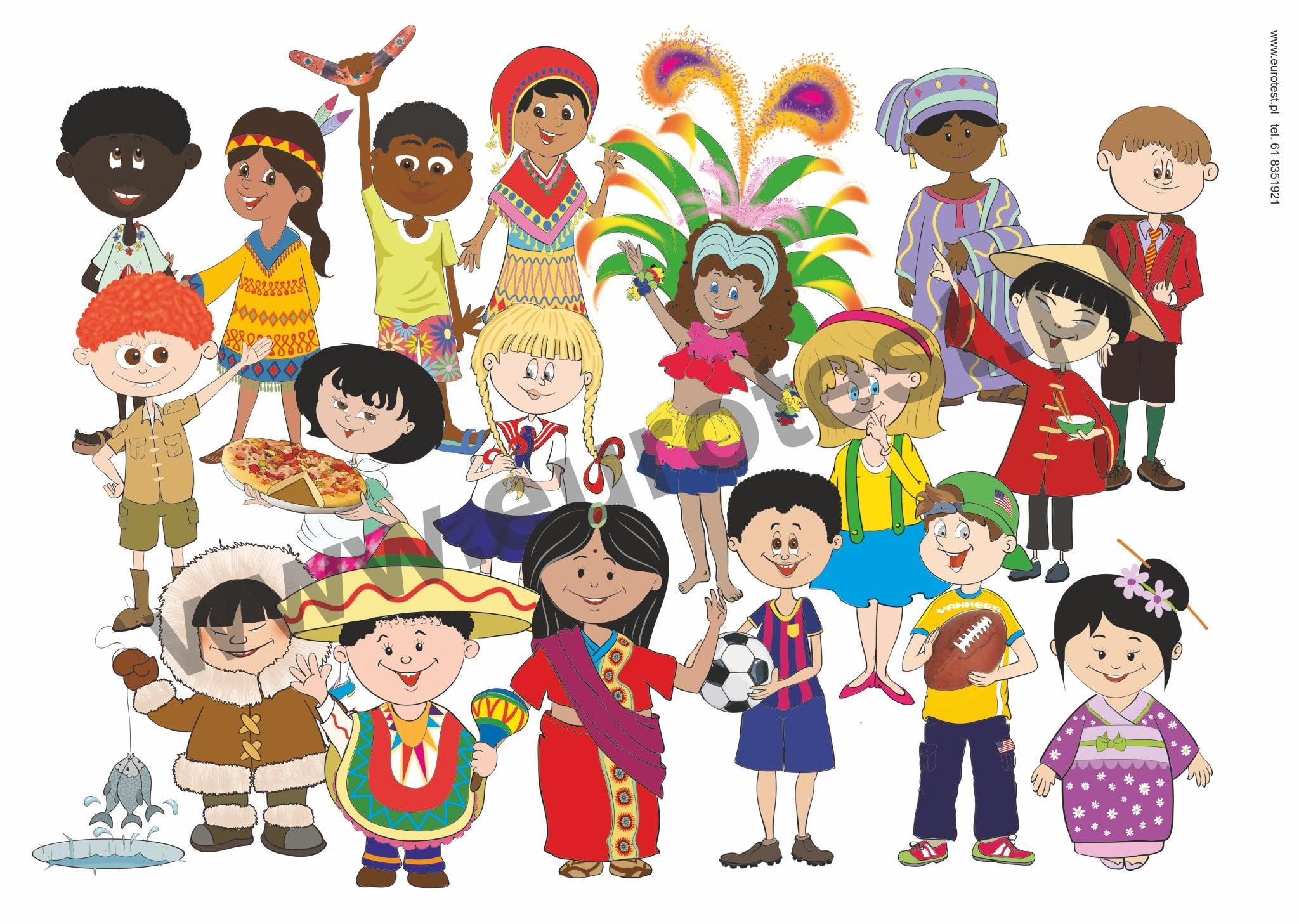 Dzieci świata - EUROTEST