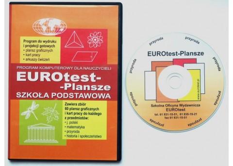 Język polski - multimedialny zestaw plansz
