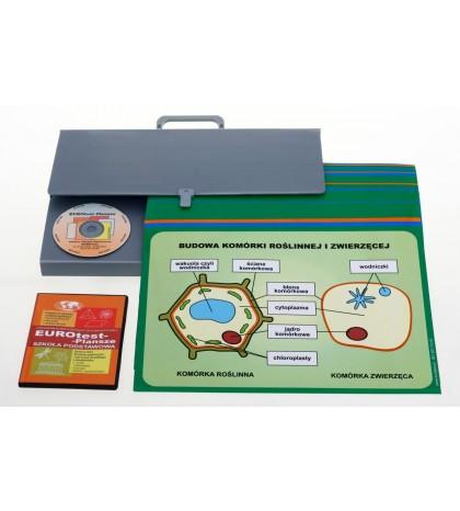 Przyroda - Zestaw foliogramów + multimedialny program na płycie CD