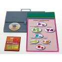 Matematyka - Zestaw foliogramów + multimedialny program na płycie CD