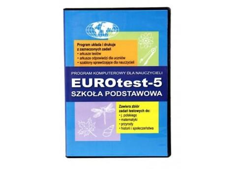 Przyroda - Generator testów - Eurotest-5