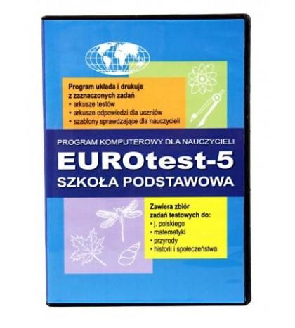 Kompleksowy generator testów do szkoły podstawowej - Eurotest-5
