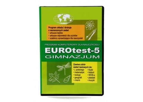 Biologia - Generator testów - Eurotest-5