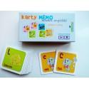 Karty MEMO - Alfabet angielski