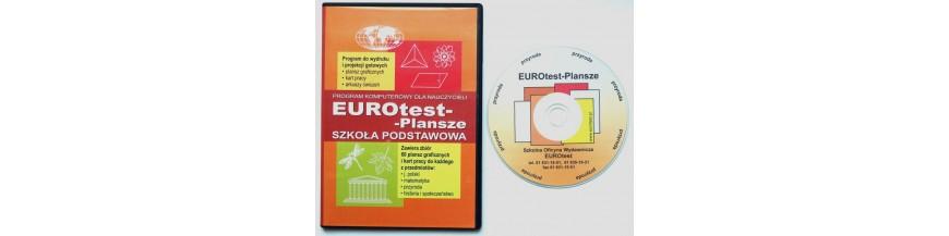 Plansze edukacyjne w wersji multimedialnej na płycie CD