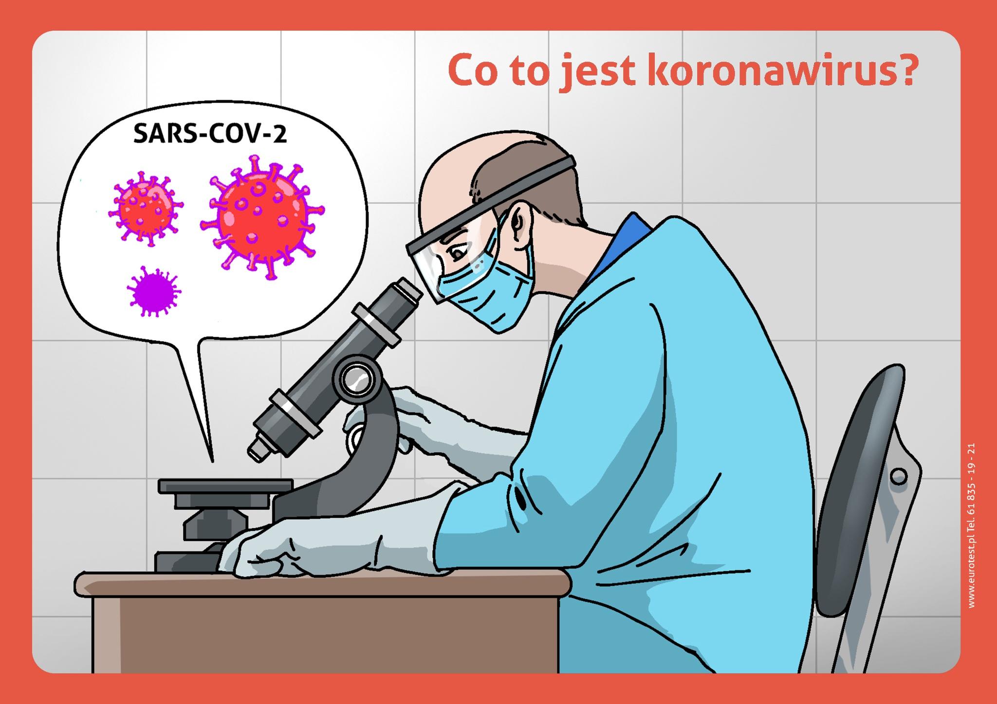 Co to jest koronawirus?